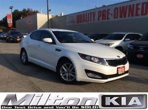 2013 Kia Optima LX | HEATED SEATS | COMES WITH NEW WINTER TIRES