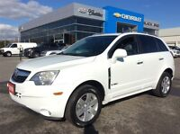 2009 Saturn VUE Vancouver  Oiympics Special Edition