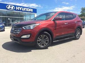 "2014 Hyundai Santa Fe Sport LUXURY - ""ONE OWNER"""