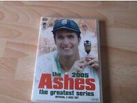 Ashes Cricket 2005 3 disc set