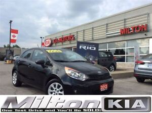 2013 Kia Rio LX+ | HEATED SEATS | CRUISE | BLUE TOOTH
