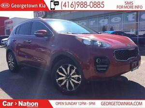 2017 Kia Sportage EX AWD | $181 BI-WEEKLY | BACKUP CAMERA |