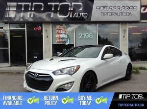 2013 Hyundai Genesis Coupe 2.0T ** Manual, Low KM, Fast **
