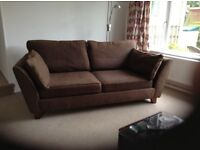 FREE DELIVERY Marks and Spencers Two three seater