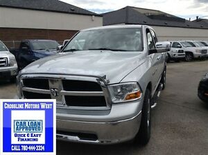 2012 Dodge Ram 1500 SLT | Power Options | Low Km's |
