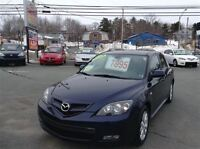 2009 Mazda MAZDA3 GS, 4 NEW TIRES, NEW SAFETY, AIR, CRUISE, LOW