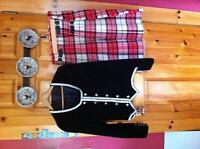 Highland Dance outfits and accessories
