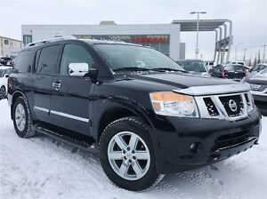 2014 Nissan Armada Platinum | Fully Loaded | Back up Camera
