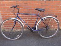 mans town bike