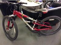 Apollo xc 24 Monster / Rockstar mountain bike C361