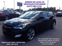 2012 Hyundai Veloster Tech,CUIR,NAVIGATION,BLUETOOTH...