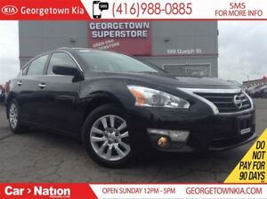 2015 Nissan Altima 2.5 S | BACK UP CAM | CLEAN CARPROOF |
