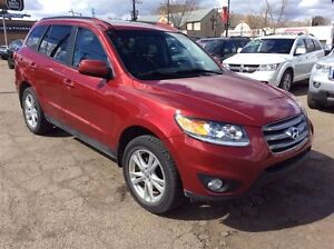 2012 Hyundai Santa Fe Sport V6 leather