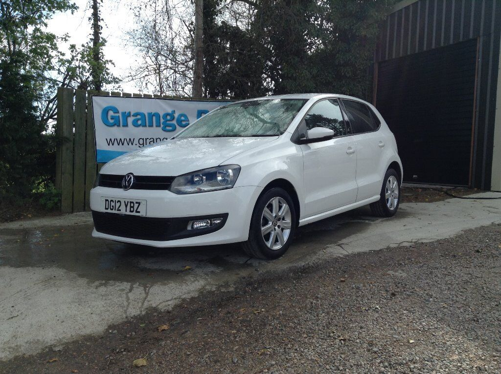 2012 volkswagen polo match tdi finance available in cookstown county tyrone gumtree. Black Bedroom Furniture Sets. Home Design Ideas