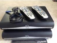 Sky HD+ Boxes x2