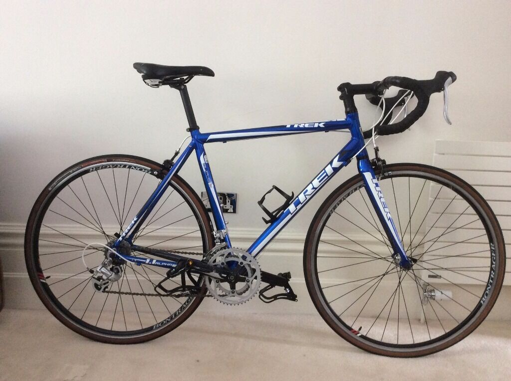 a264a80399d Trek 1.1 Alpha 56cm Frame Mens Racer Road Bike