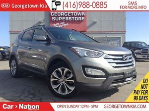 2014 Hyundai Santa Fe Sport 2.0T SE | PANO ROOF | HEATED LEATHER