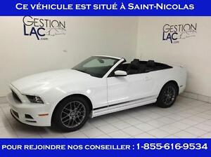 Ford Mustang Décapotable Premium Pack 2014