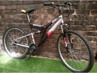 """Adults SOLAR 2.SIX DS, 18.5"""" Frame 18 Speed MTB FULLY SERVICED Commute/Leisure"""