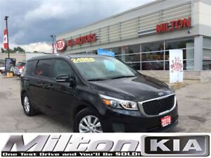 2016 Kia Sedona LX+ | POWER SLIDING DOOR | BACKUP CAMERA