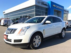 2013 Cadillac SRX Luxury | AWD | Rear Cam | Sunroof | Bluetooth