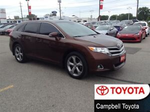 2014 Toyota Venza XLE--AWD--HEATED LEATHER--PANORAMIC ROOF