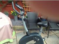 Exercise bike very solid