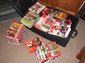 Nottingham Forest Programmes around 500