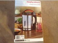 SOUP & SMOOTHER MAKER - Morphy Richards