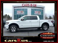 2012 Ford F-150 FX4 PACKAGE!!