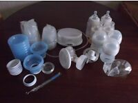 Avent Single Electric Breast Pump with lots of Extras