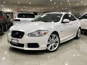 2010 Jaguar XF XFR|SERVICED BY JAGUAR|NO ACCIDENT|NAVI|CAMERA|BS