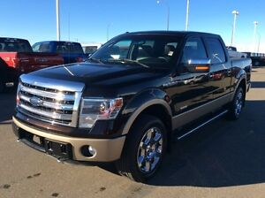 2013 Ford F-150 Lariat, NAV, 4x4, Traction Control