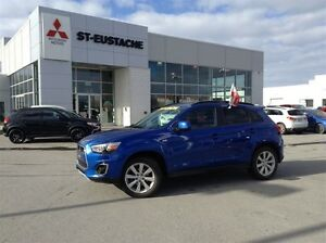 2015 Mitsubishi RVR LIMITED**LTD/GT**4X4**MAGS 18** BLUETOOTH**