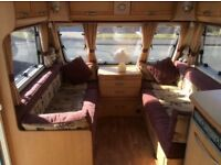 Abbey Spectrum 535, 2005 model. Four Birth, twin axel caravan. Plus Awnings and fixtures