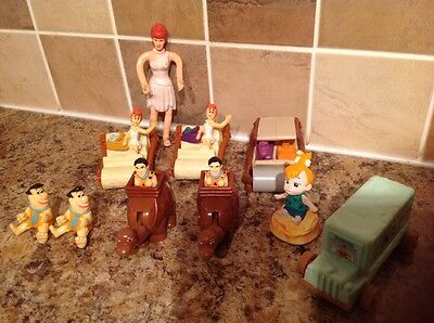 Small world Flintstone  collection