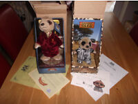Meerkat toys Alexandr and Baby Oleg limited addition in safari suit