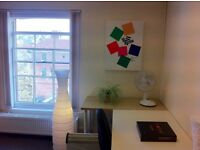 Desk available to rent in Winchester City Centre