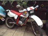 Honda xlr 125cc 9 months mot