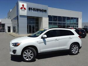 2015 Mitsubishi RVR SE/LTD   **LIMITED**AWD/4X4**MAGS 18PO**BLUE