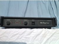 IMG Stageline 1000 watt Power Amp