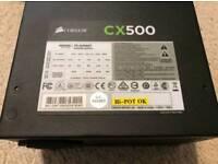 Corsair cx500 psu 500w