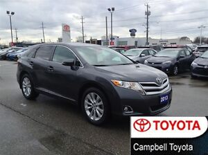 2013 Toyota Venza HEATED LEATHER--BLUETOOTH--UPGRADE PKG