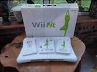 Nintendo Wii Fit Console