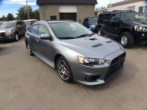 2014 Mitsubishi LANCER EVOLUTION / GSR / 2.0 / MANUAL / LOW KMS