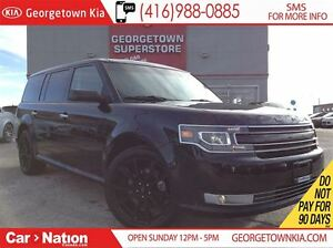2016 Ford Flex LIMITED NAVI| LEATHER| ROOF| AWD| BACK UP CAM