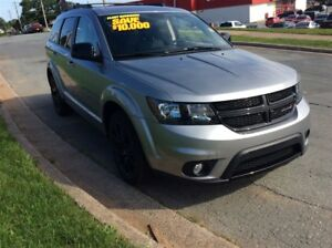 2017 Dodge Journey SXT/HTD SEATS/8.4 TOUCH SCREEN/DVD ENTERTAINM