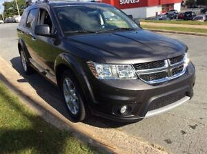 2017 Dodge Journey GT/LEATHER/ALL WHEEL DRIVE/DVD/SAVE $10,000!!