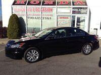 2012 Honda Accord EX-L * Navigation * Cuir * Sièges chauffants *