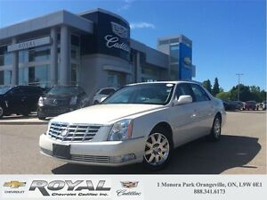 2009 Cadillac DTS Premium * Navigation * DVD * Heated Seats *